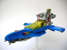 LEGO MOC | XE144 in flight #classic #space