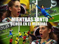 Mientras tanto en el Mundial :o
