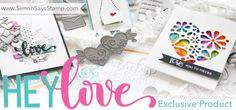 Hey Love Simon Says Stamp Release