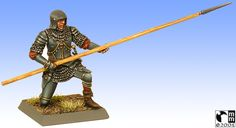 Mindstalkers: soldiers generic for factions of Milan and Venice.  pikemen kneeling 01