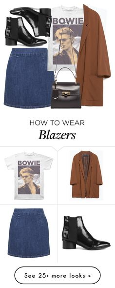 """Untitled #4386"" by style-by-rachel on Polyvore featuring Topshop, Senso, Zara and Balenciaga"