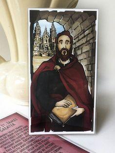 St. James des te groter was één van de discipelen van Jezus, en de broer van…