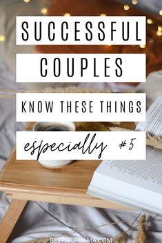 You don't want to miss these important things that successful couples know! Check them out and get ready for your marriage to grow and thrive like never before!