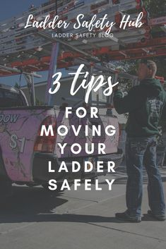 When transported unsafely, ladders can fall off of vehicles and lead to serious accidents. Here are three tips for transporting your ladder safely. Little Giants, Ladders, Get The Job, Safety, Fall, Vehicles, Tips, Blog, Stairs