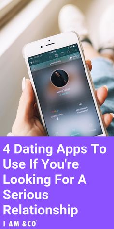what are the best dating apps for serious relationships