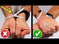 6 Tricks, die Dein Leben retten können! - YouTube