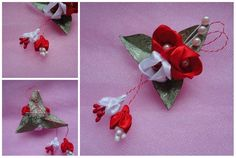 . Baba Marta, 8 Martie, Projects To Try, Christmas Ornaments, Holiday Decor, Handmade, Jewelry, Letters, Flowers