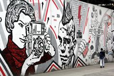 Graffiti, murals, vandalism—street art takes on various names, but one thing that rings true across the world is the cultural relevance behind these works of art.