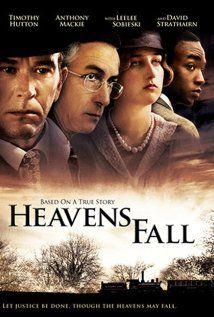 Heavens Fall--Story of The Scottsboro Boys Drama Movies, Hd Movies, Film Movie, Movies To Watch, Movies Online, Scottsboro Boys, Good Books, Books To Read, Timothy Hutton