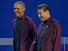 Obama Goes To China For New World Order Arrangements!! 2014 - YouTube