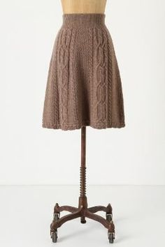 #anthropologie.com        #Skirt                    #Flowing #Cables #Sweater #Skirt                    Flowing Cables Sweater Skirt                                                  http://www.seapai.com/product.aspx?PID=1414331