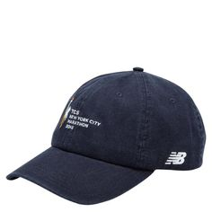 2977c82af55c1 New Balance Men s  amp  Women s NYC Marathon 6-Panel Finisher Cap - (500413