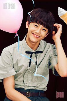 his smile makes me smile <3 #Jaemin #NCTDREAM