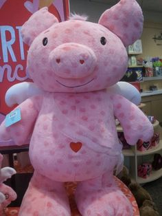 Hallmark cupig Flying Pig, Holidays And Events, Pigs, Dinosaur Stuffed Animal, Teddy Bear, Pictures, Quotes, Crafts, Animals