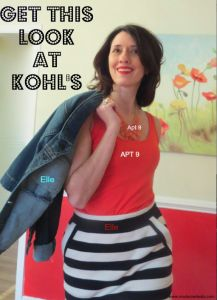 Get this look! Sizzle this spring with fun day to night fashion #kohls #MC http://madamedeals.com/sizzle-spring-fashion-kohls/ #inspireothers
