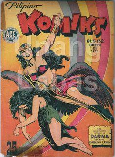 darna komiks | May 27 1950 Pilipino Komiks No.78