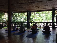 Reconnect Discover offers inspiring and relaxing Yoga & Diving retreats in the Philippines. Enjoy pristine nature and daily yoga & diving.