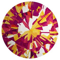 Diamond Is Forever Medium Bright, $3,399, now featured on Fab. [Emma Elizabeth Designs]