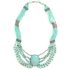 Original Vintage Necklace from Elva Fields
