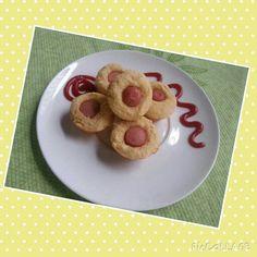 Muffins de Salchicha!