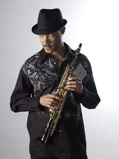 Tom Braxton ~ Smooth jazz saxophonist...
