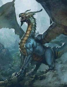 Petra's dragon!♥