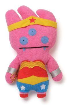 Uglydoll - Tray Wonder Woman Plush