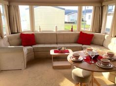 Static Caravan in North Wales Towyn DOUBLE GLAZED & CENTRAL HEATING