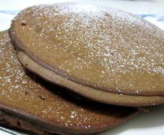 Chocolate Soy Pancakes (Atkins Diet Phase 1 Recipe)   Diet Plan 101