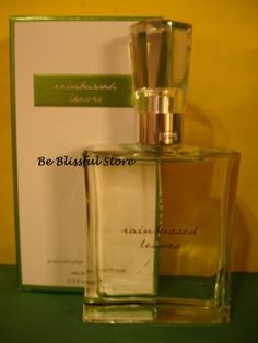 Bath & Body Works Rainkissed Leaves Perfume EDT Large  Buy at www.beblissful.ecrater.com