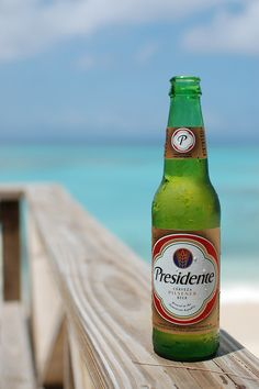 Presidente Light from the Dominican Republic