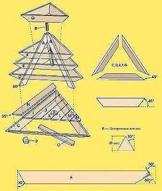 Ein vertikales Blumenbeet in Form einer Pyramide ermöglicht es Ihnen,… - € . Woodworking Projects Diy, Diy Pallet Projects, Garden Projects, Garden Ideas, Garden Planter Boxes, Diy Planters, Building A Raised Garden, Raised Garden Beds, Raised Beds