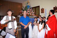 Tamaraceite: Fiestas de María Auxiliadora en Las Mesas