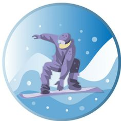 Snowboarder vector stock graphics - Free vector image in AI and EPS format. Free Vector Art, Free Vector Images, Vector Graphics, Badge, Boys Room Design, Illustration Girl, Snowboarding, Art Images, Screen Printing