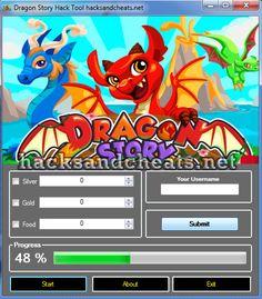 dragon story hack