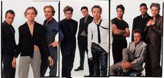 1996: Tim Roth, Leonardo DiCaprio, Matthew McConaughey, Benicio del Toro, Michael Rappaport, Stephan Dorff, Johnathon Schaech,  Will Smith, David Arquette, Skeet Ulrich