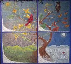 A blackboard drawing from December 2008 Blackboard Drawing, Chalkboard Drawings, Chalk Drawings, Chalkboard Art, 3rd Grade Art, Grade 1, Season Calendar, Alphabet Phonics, School Chalkboard