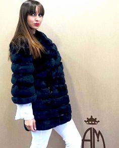 Shop online at http://www.romapellicce.com #chinchilla #bluechinchilla #cincilla #furs #pelliccia #romapellicce.com #altamodafurs #шуба #шиншилла