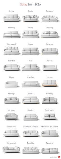 Old and Discontinued sofa covers from IKEA