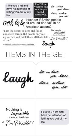 """Text"" by kate-reads on Polyvore featuring art"