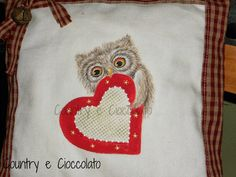 Country Decorative Painting Cucito Creativo