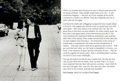 Ann Druyan, about her husband, Carl Sagan