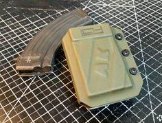 AK mag pouch. Custom Holsters, Knife Sheath, Kydex, Pouch, Leather, Sachets, Porch, Belly Pouch