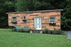Nomads Nest Tiny House by Wind River Tiny Homes 002