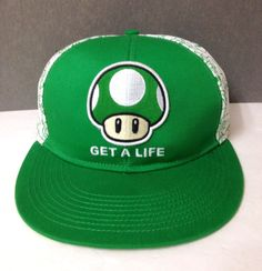 ece0e7ab5 115 Best Video Game Apparel - Hats & Shirts images in 2019 | Hats ...