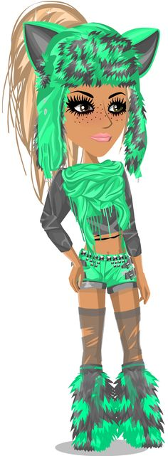 #MovieStarPlanet this is a really cute look that I want it would also look good in pink it's also good for summer and winter hope you like it thanks peace