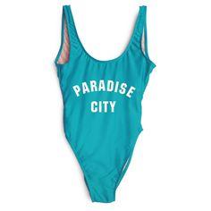 PARADISE CITY [SWIMSUIT]