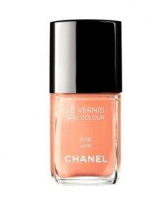 Le vernis June de Chanel - tendance Pastel