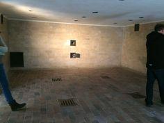 Gas Chamber in Dachau - very moving