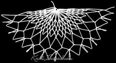 Netted Lace from Tatting and Netting - version 1